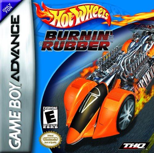 Hot Wheels - Burnin' Rubber (U)(Venom) ROM