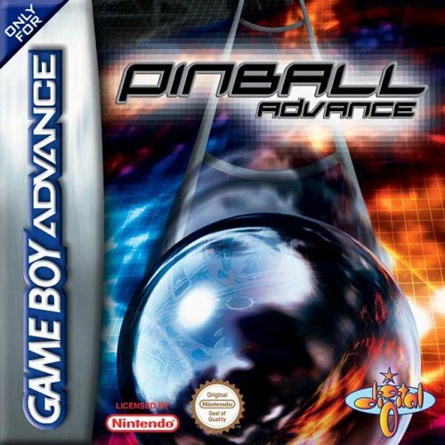 Синглы  advanced pinball fn raw remix