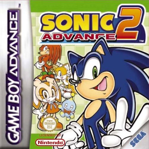 Sonic Advance 2 (E)(Patience) ROM