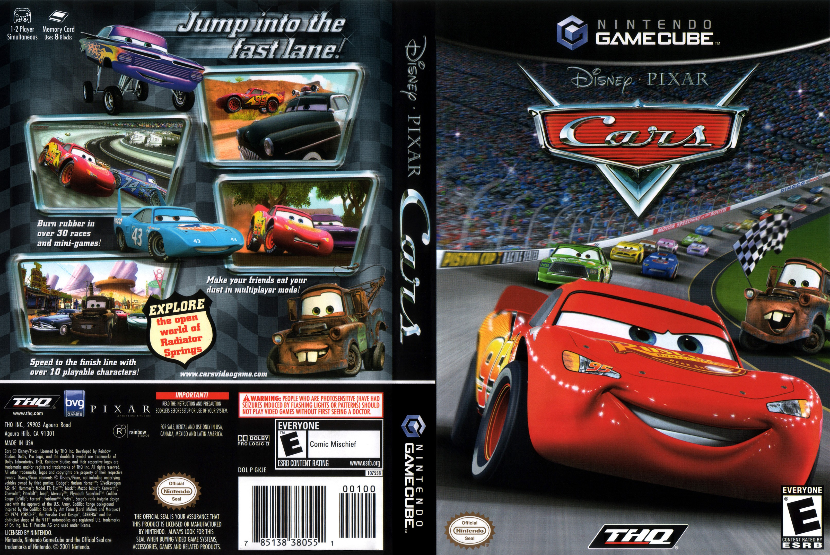 Cars Psp Game Play