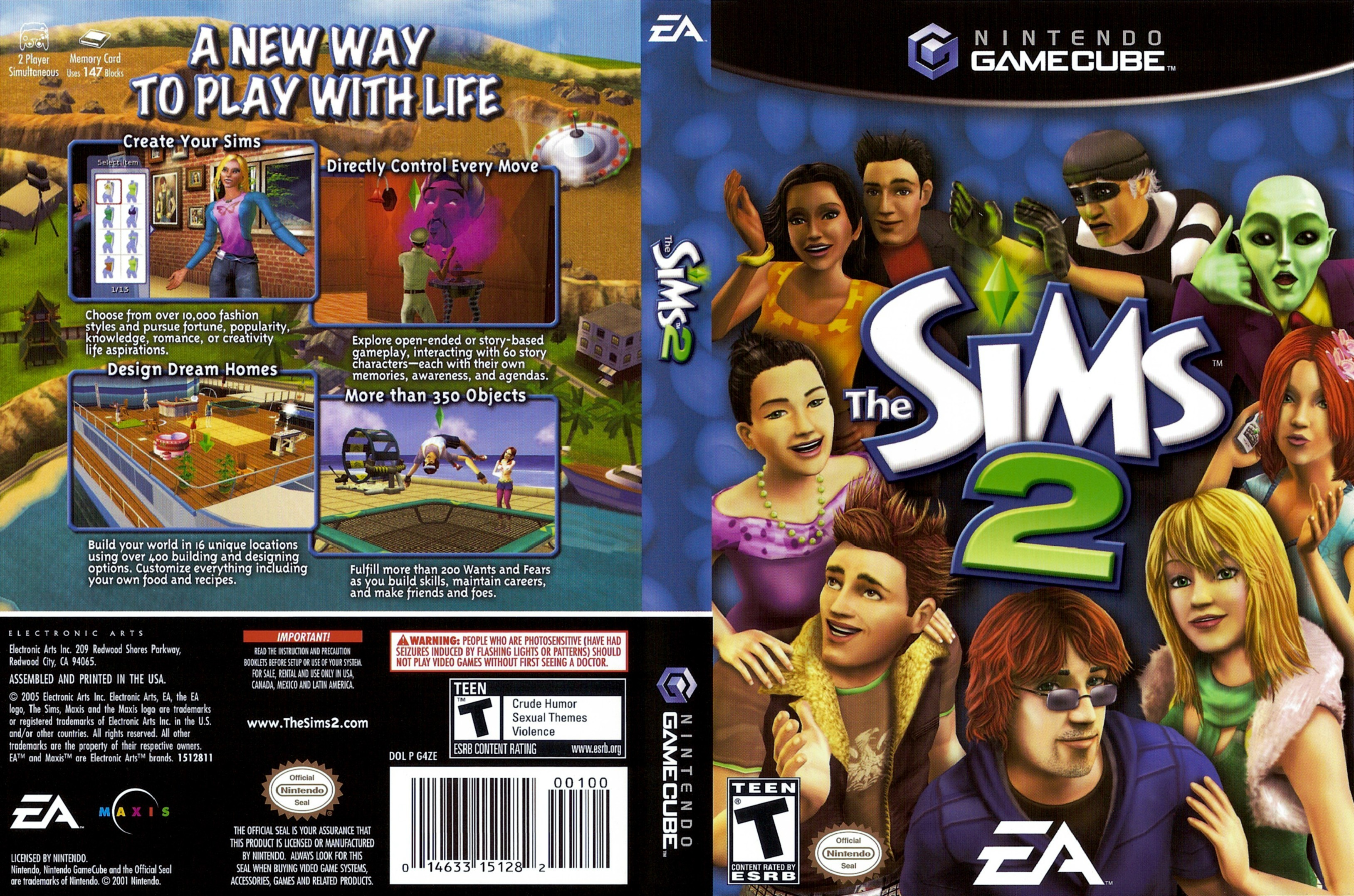 The sims 2 iso for Online games similar to sims