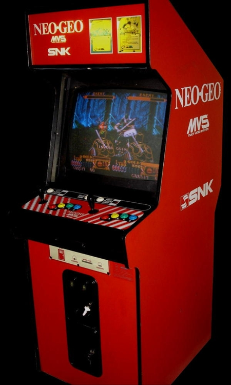 Neo Geo Rom