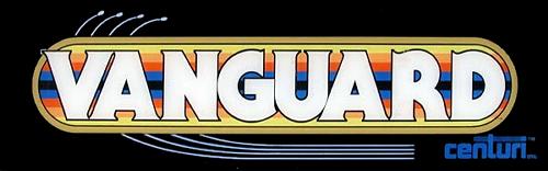 vanguard arcade machine