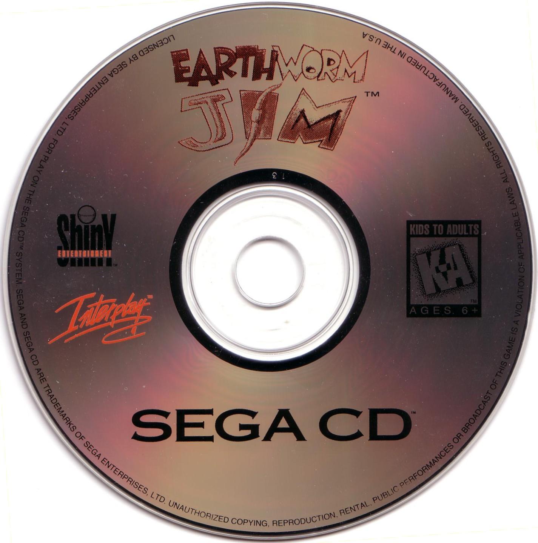 Earthworm Jim - Special Edition (U) ISO