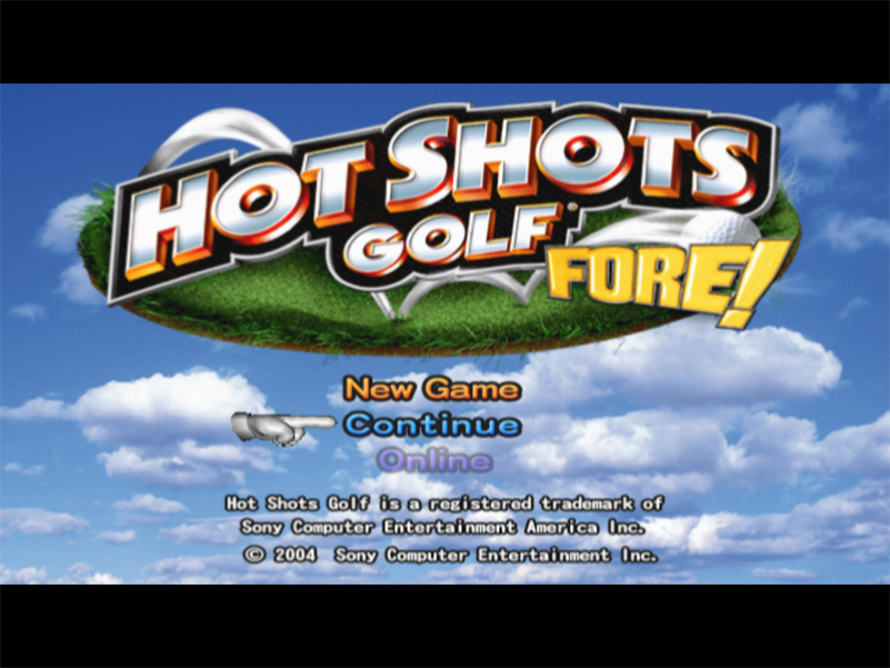 fore Shots hentai golf