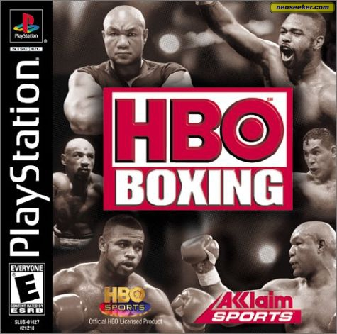 HBO World Championship Boxing [PSX] [MG]