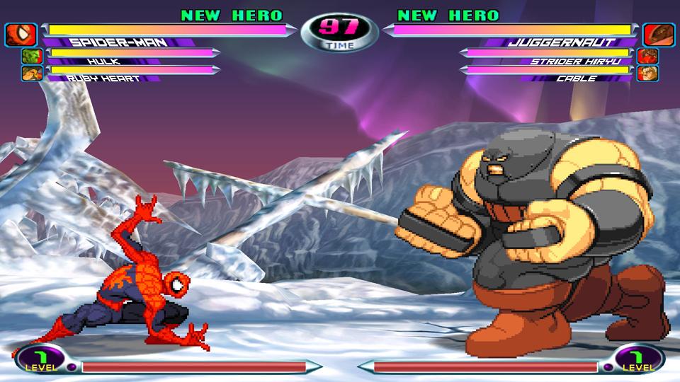 Descargar Marvel Vs Snk Portable Free Download