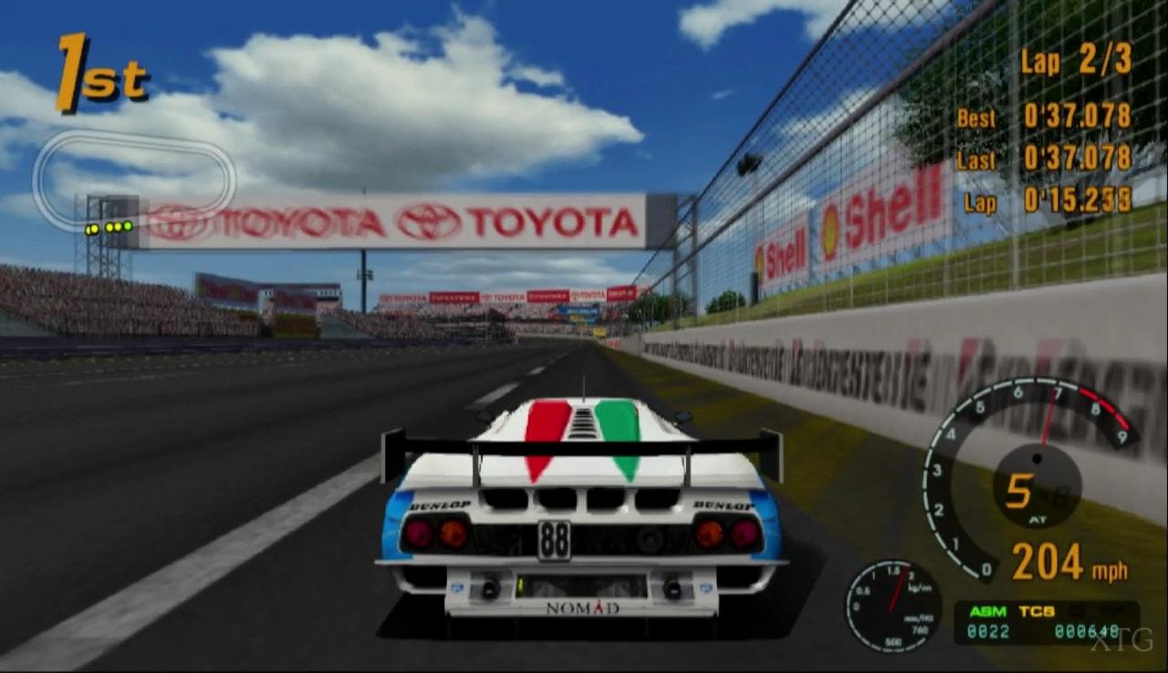 Gran Turismo 3 A Spec Usa V1 10 Iso