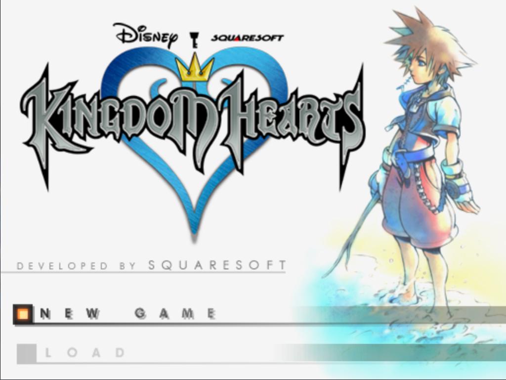 Kingdom Hearts (USA) ISO