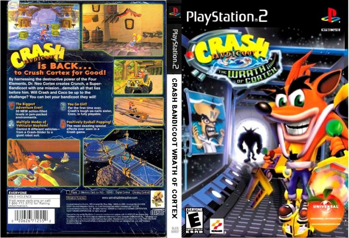 crash bandicoot psx iso
