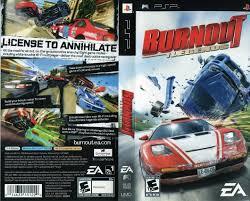 Descargar Burnout Legends Psp Iso Mega Free Download