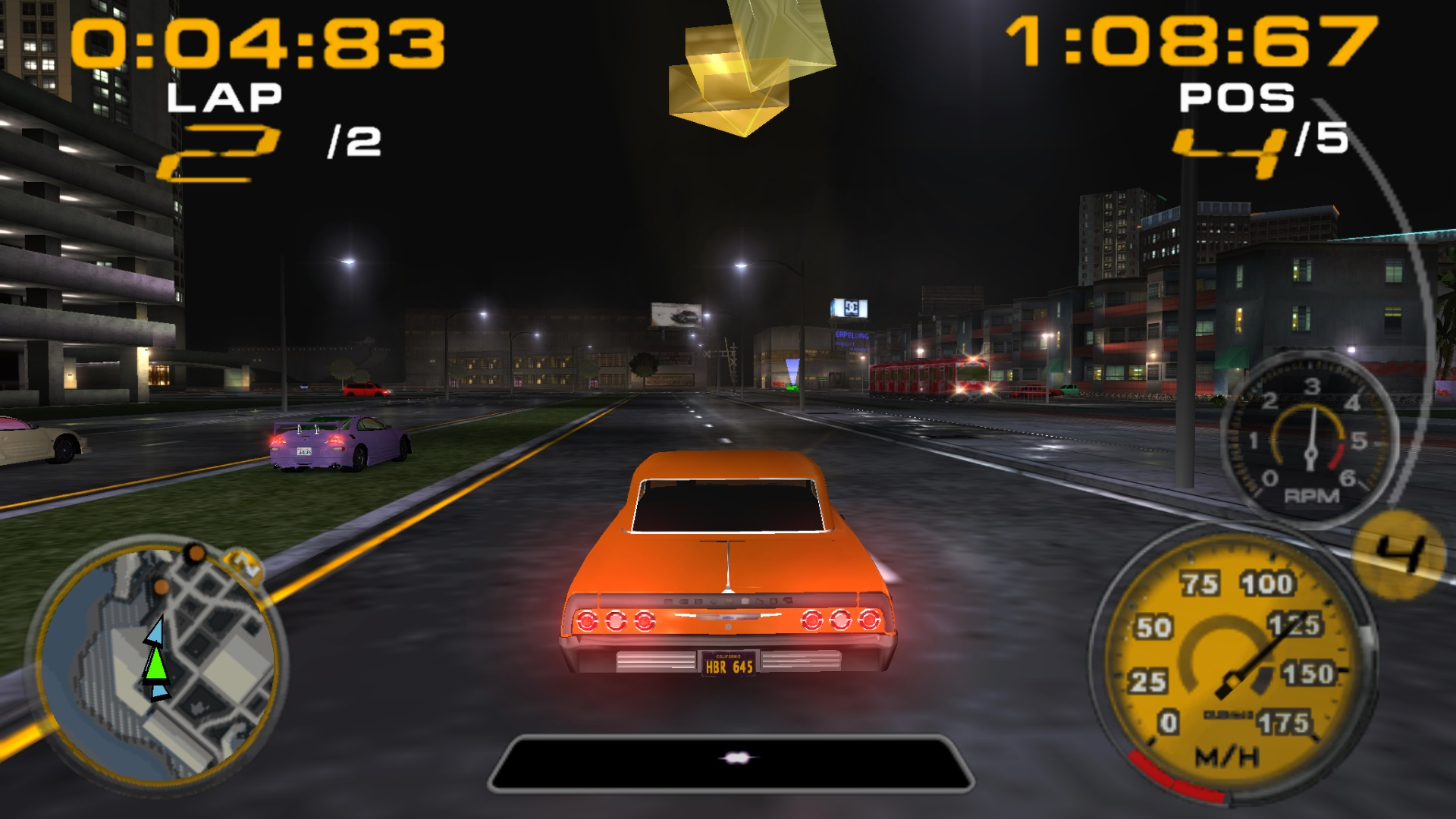 Game The Cars Online