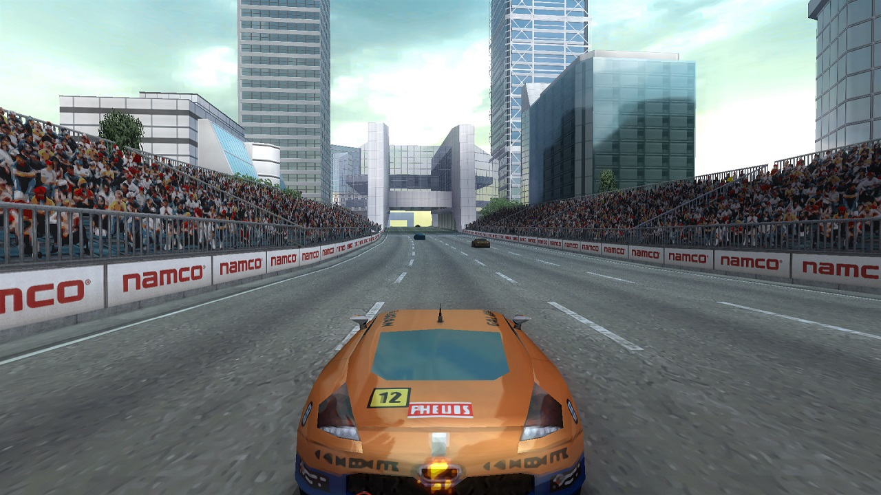 Ridge Racer 2 (Europe) ISO