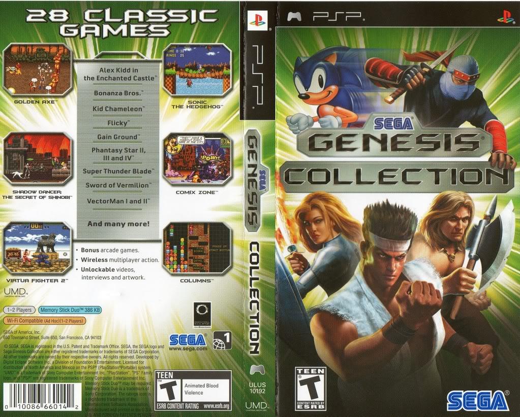 Mega collection - 120 sega games for android (1993-1996) - images - zamundanet
