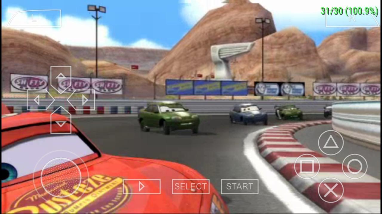 Cars Race O Rama Psp Iso Download
