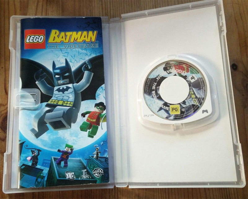 LEGO Batman - The Video Game (USA) ISO