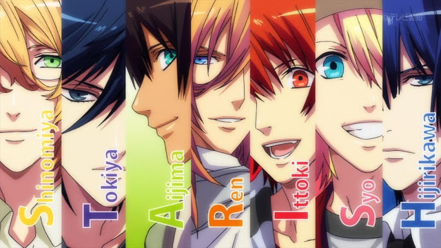 Uta no - Prince-Sama (Japan) ISO