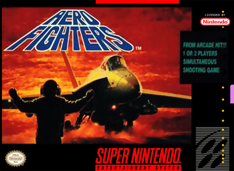 Aero Fighters Usa Rom