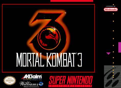 Mortal Kombat 3 Usa Rom