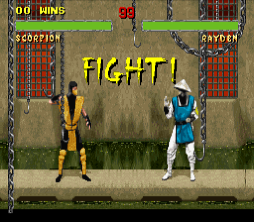 mortal kombat ultimate snes rom