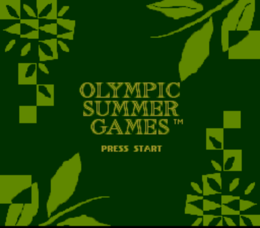 an overview of the psychology in sports and the 1996 summer olympic games in atlanta Team during the summer olympic games in atlanta in 1996 and at the us olympic sports medicine clinic spectrum healthcare partners all.