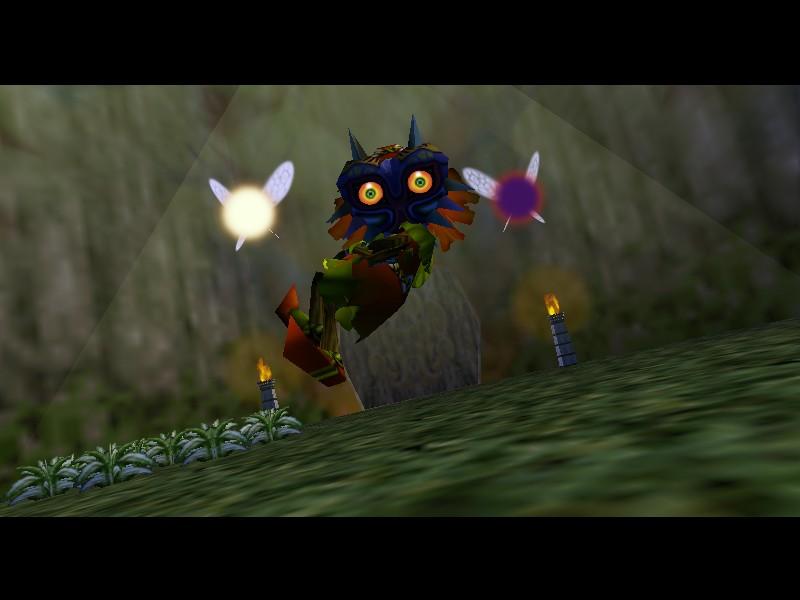 Kid Link Ocarina Of Time Legend of Zelda,...