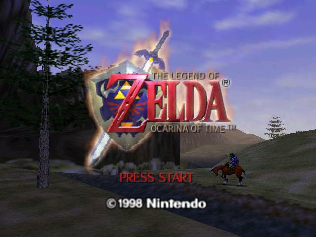 Legend of Zelda, The - Ocarina of Time (Europe) (En,Fr,De