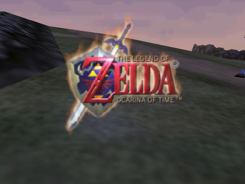 Download and play ocarina of time death mountain in unreal engine.