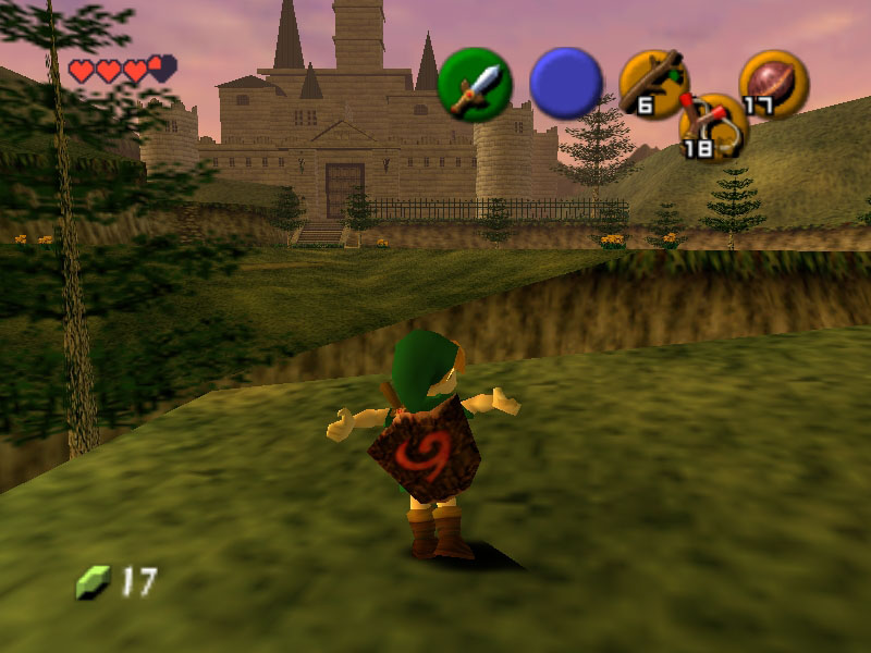 Legend Of Zelda The Ocarina Of Time Usa Rom