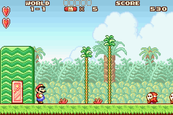 Super Mario Advance (J)(Independent) ROM