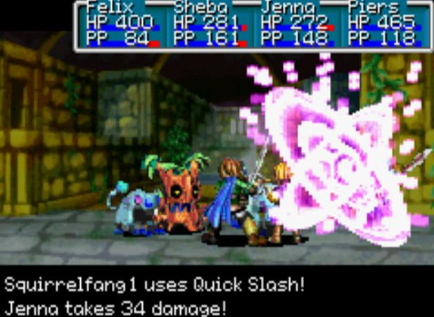 Golden Sun – The Lost Age download rom | LoveRoms