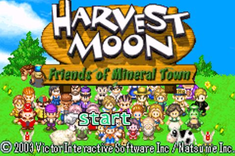 Harvest moon 3d: a new beginning 3ds rom download | portalroms. Com.