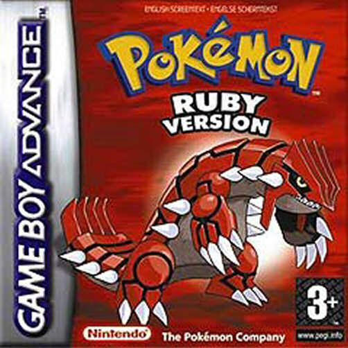 Pokemon ultimate mega ruby (hack) gba rom download | ziperto.