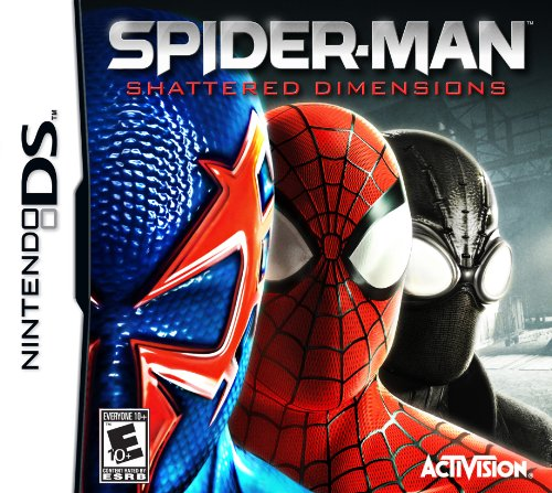 Spider-Man - Shattered Dimensions (U) ROM