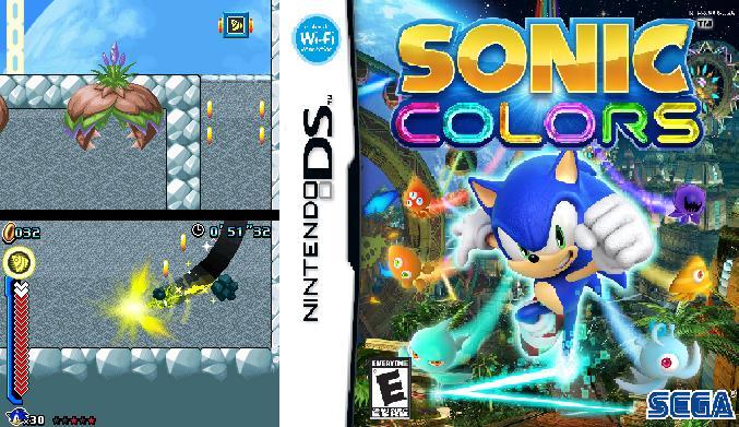 Sonic Colors Pc Скачать Торрент - фото 3