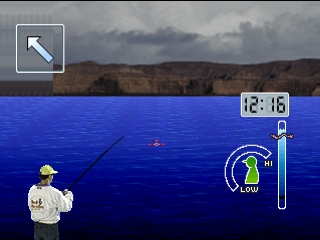 Bass fishing game lake masters j iso for Lake fishing games