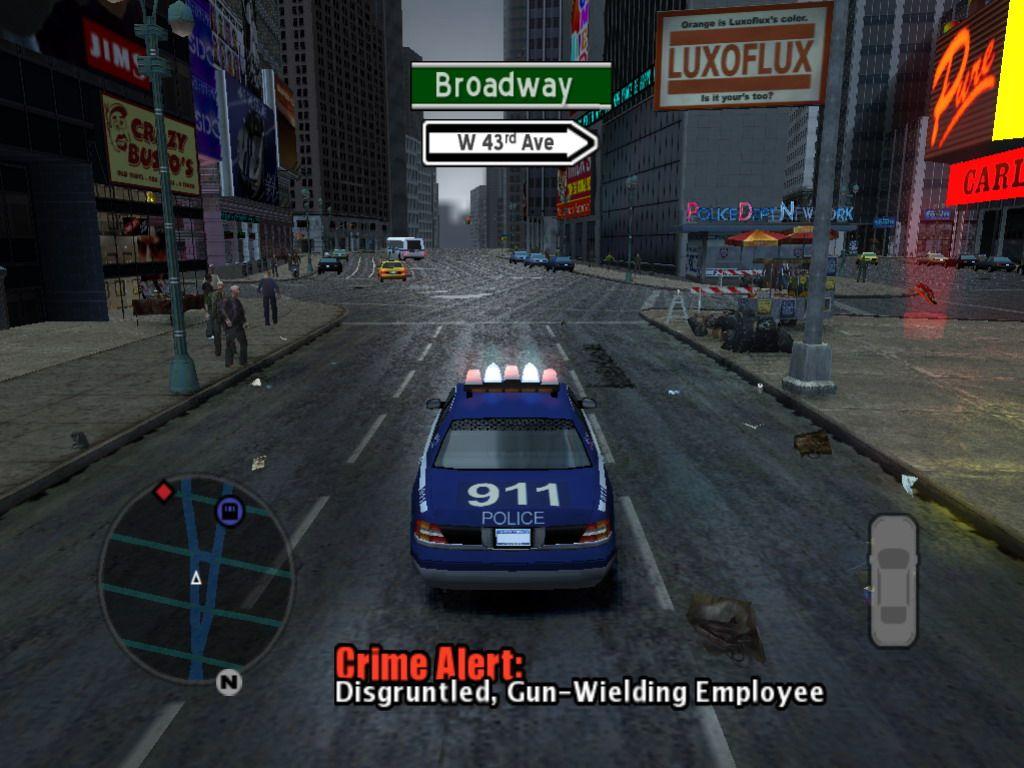 True Crime New York City ISO