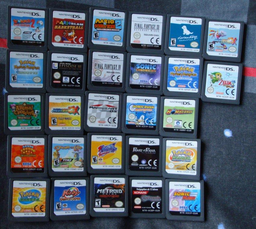 Nintendo DS Roms 0101