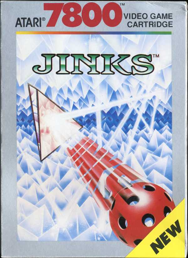 Jinks Box Scan - Front