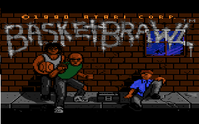 Basketbrawl Screenshot