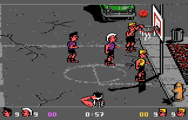 Basketbrawl Screenshot 1
