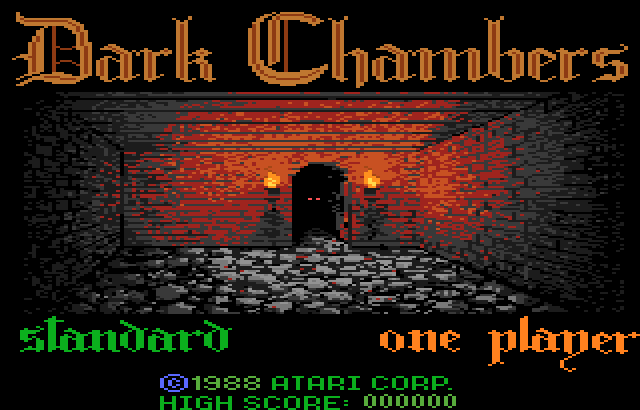 Dark Chambers Screenshot
