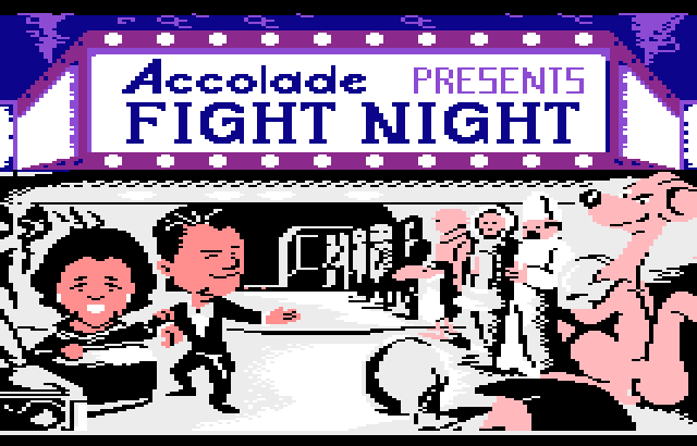 Fight Night Screenshot