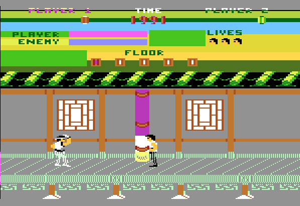 Kung-Fu Master Screenshot 1