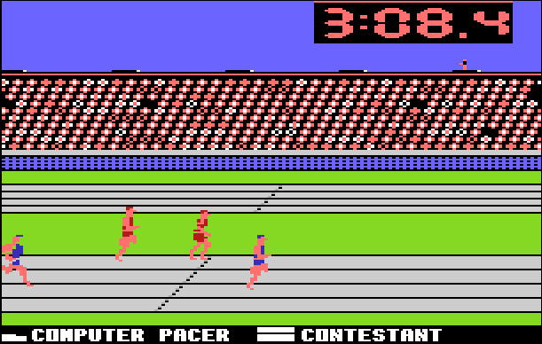 Summer Games Screenshot 1