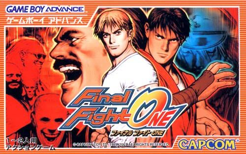 Final Fight One (J)(Eurasia) Box Art