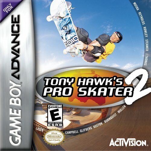 Tony Hawk's Pro Skater 2 (U)(Total Crap) Box Art
