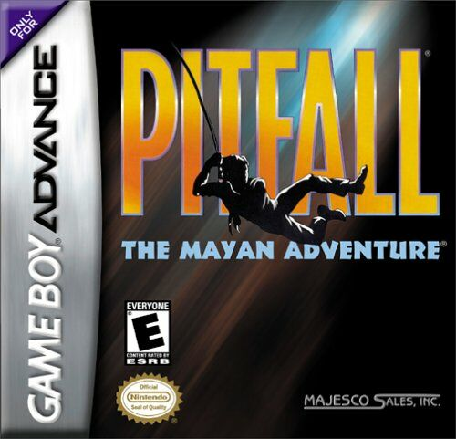 Pitfall - The Mayan Adventure (U)(Mode7) Box Art