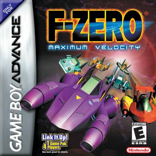 F-Zero - Maximum Velocity (U)(Mode7) Box Art