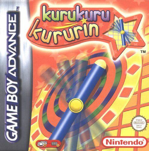 Kuru Kuru Kururin (E)(Mode7) Box Art